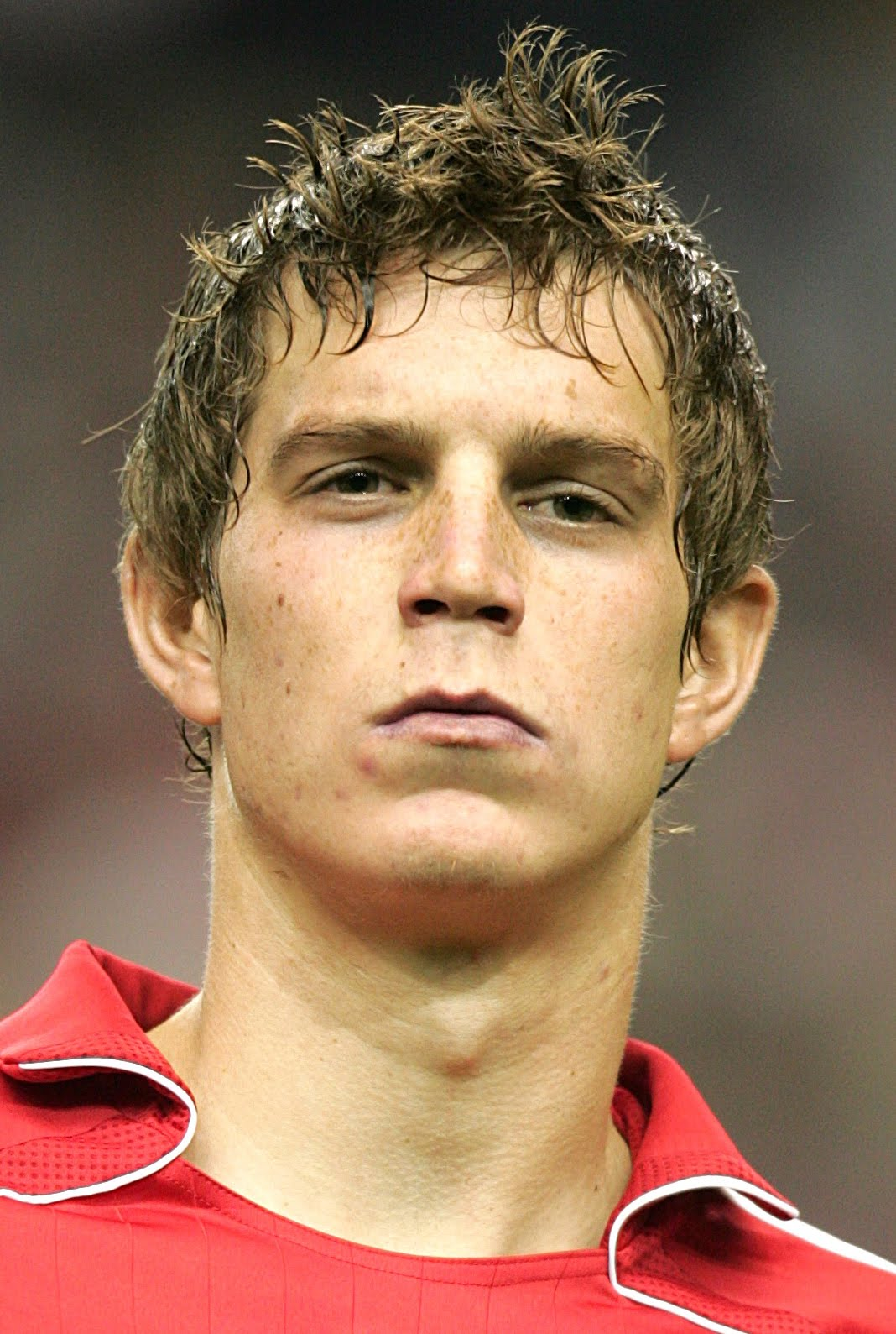 The Best Footballers Daniel Agger Plays For The Denmark