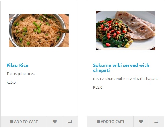 www.downloadfood.co.ke - A Kenyan Online Platform Where You Can Download Food For Free!