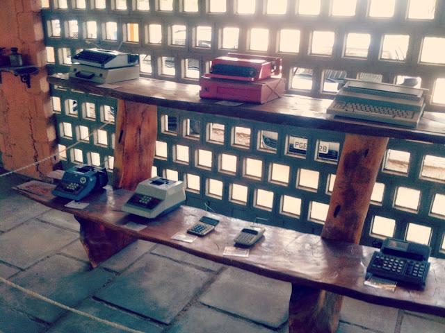 maquina de escrever acerolandia