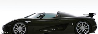 Mobil Fast Five paling keren Koenigsegg CCX Edition 3