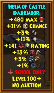 Best Balance Gear (Level 120+) | Wizard101