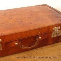 Tienda de maletas antiguas valencia, online, internet, segunda mano, colección