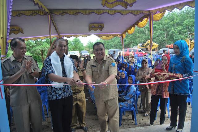 TPA Teluk Gelam Melayani Tiga Kecamatan