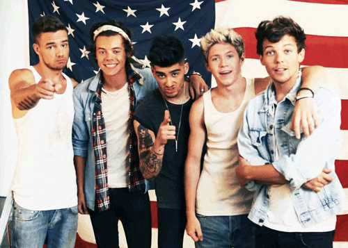 Foto One Direction
