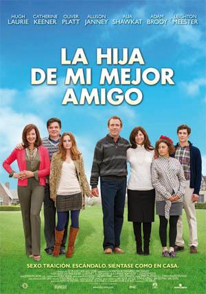 LA HIJA DE MI MEJOR AMIGO (2011) Ver Online – Castellano