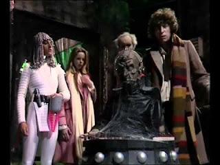 Doctor Who Destiny of the Daleks