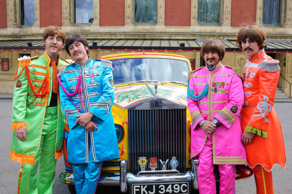 『Sgt. Pepper's Lonely Hearts Club Band 』50周年 コスプレバンドまとめ(2)