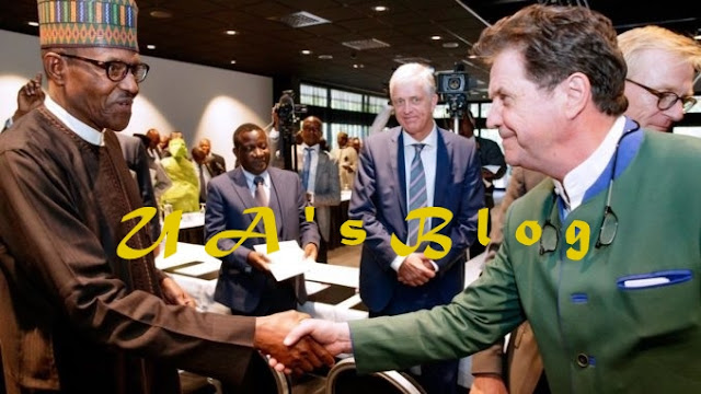 Buhari Meets CEOs Of Dutch Firms, Assures On Return On Investments