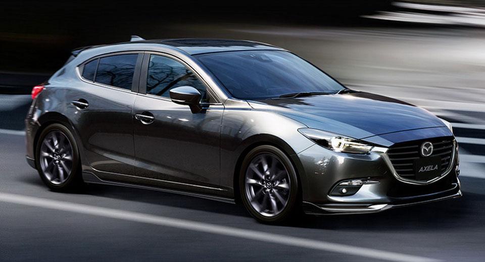 Mazda Mazda3 2017 Review Specs Price