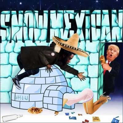 Wasiu - Snow Mexican - Album Download, Itunes Cover, Official Cover, Album CD Cover Art, Tracklist