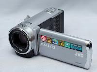 Jual Handycam Bekas JVC Everio GZ-E205