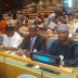 See Photo: Bukola Saraki, Dogara at the UN Conference of Parliamentary Heads