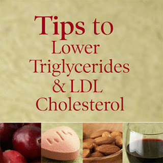 Diet to lower Triglyceride and Cholesterol