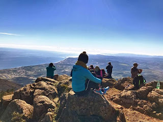 estepona's best hiking route | sierra bermeja mountain