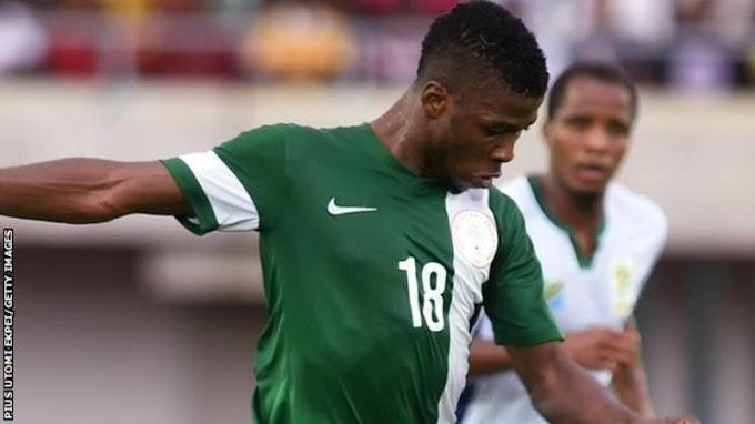 2018 World Cup: Iwobi and Iheanacho help Nigeria win in Zambia