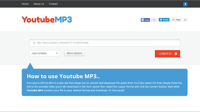 افضل 10 مواقع لتحميل الصوت من اليوتيوب بدون برامج