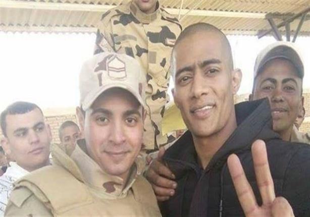 محمد رمضان في الصاعقة..تعرف على تفاصيل  الثلاث أيام الأولى في إلتحاق رمضان بالجيش