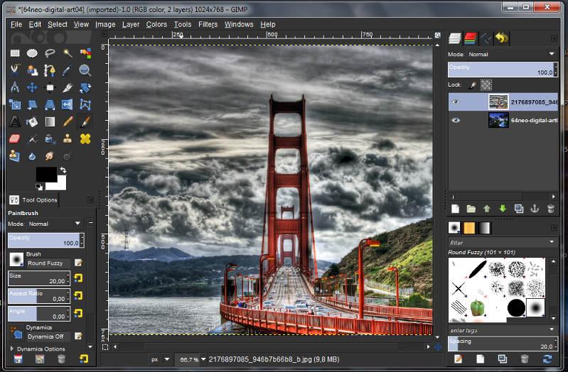 programi za uređivanje fotografija free download