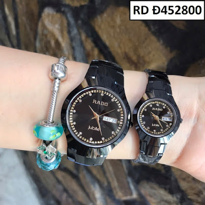 Đồng hồ đeo tay Rado Đ452800 sợi dây kết nối tình yêu của hai người