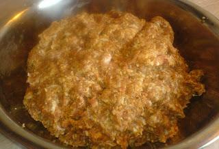 Carne de oaie tocata pentru carnati reteta,