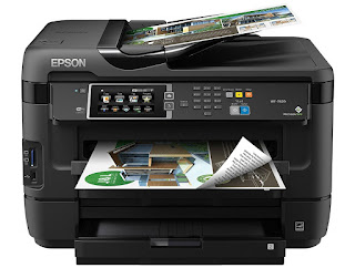 Epson WorkForce WF-7620 Drivers Download