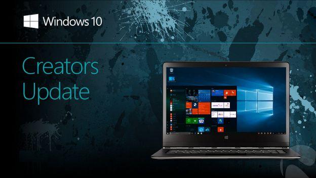 طريقة تحديث ويندوز إلى نسخة WINDOWS 10 CREATORS الجديدة