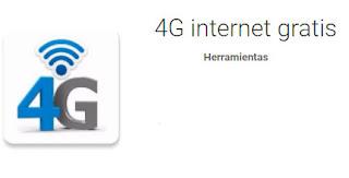 Como obtener 4G internet gratis en android