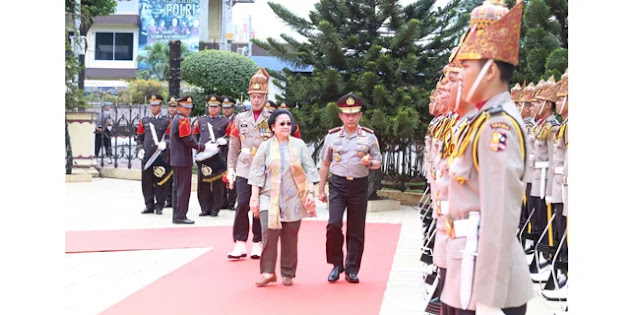 Cawapres Jokowi Bertemu Megawati