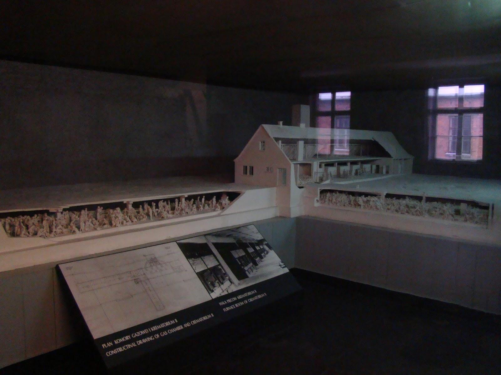 Auschwitz 2012 Auschwitz 1 Block 4