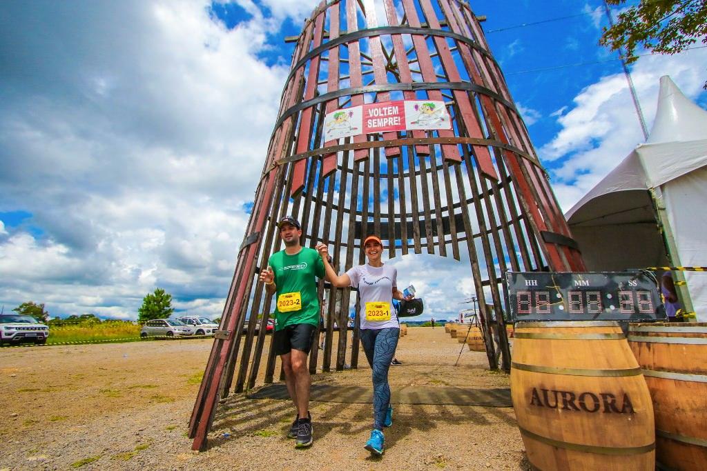 Corrida do vinho pelo mundo Maratona do Vinho