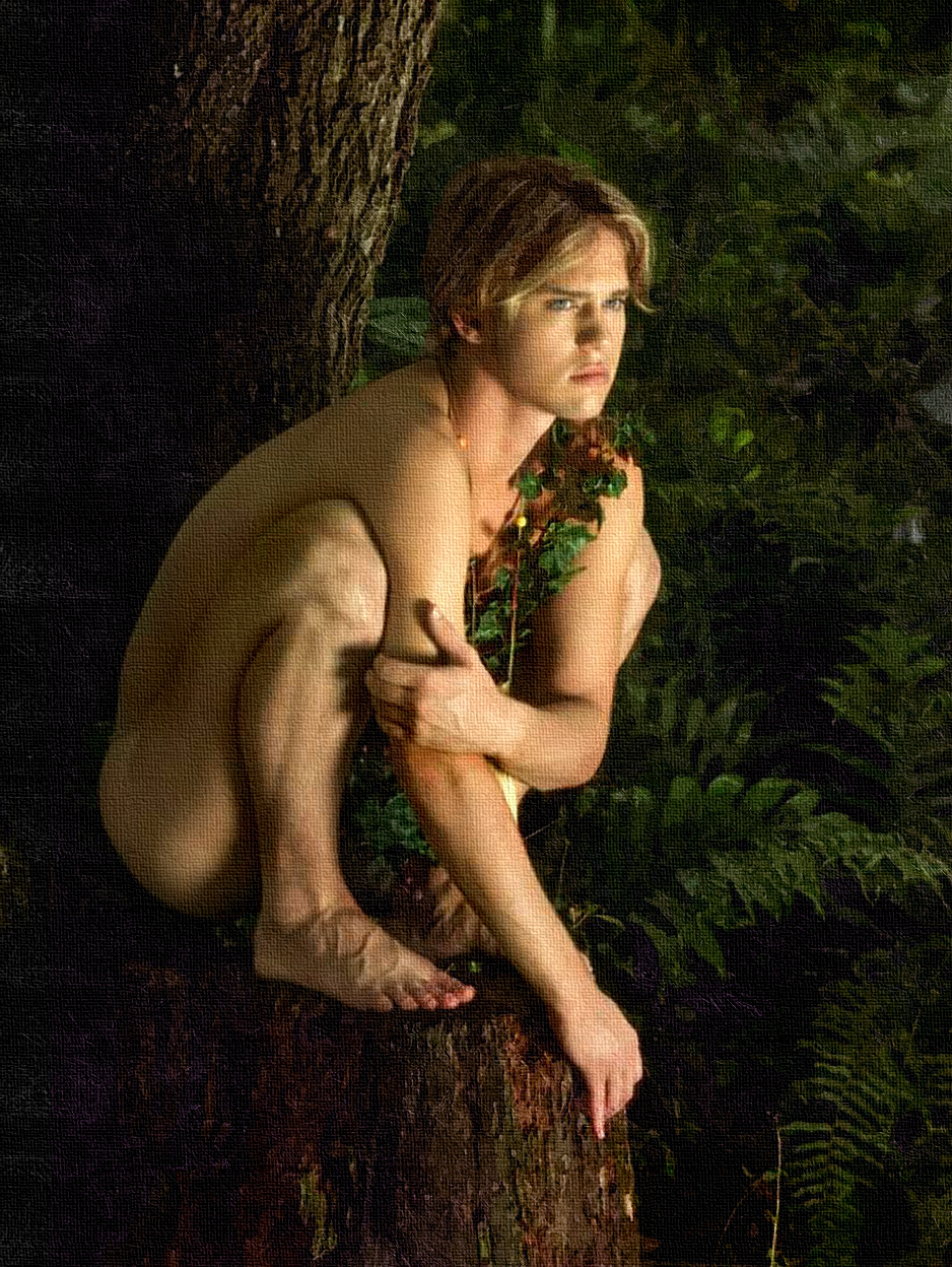 Peter pan naked gay