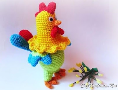 oyuncak tavuk nasıl yapılırı