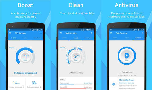 360 Security | Antivirus For Android Phones