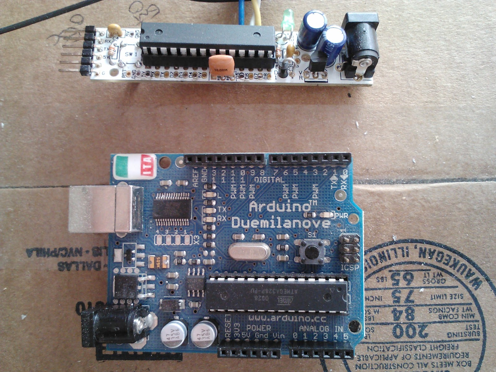 Schematic and PCB Available | Arduino based coffee