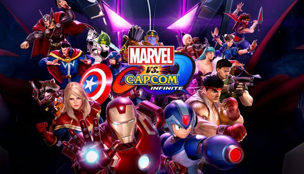 MARVEL VS CAPCOM INFINITE-FREE DOWNLOAD