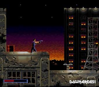 Langsung Browse dan Mainkan dengan Emulator Demolition Man (SNES)