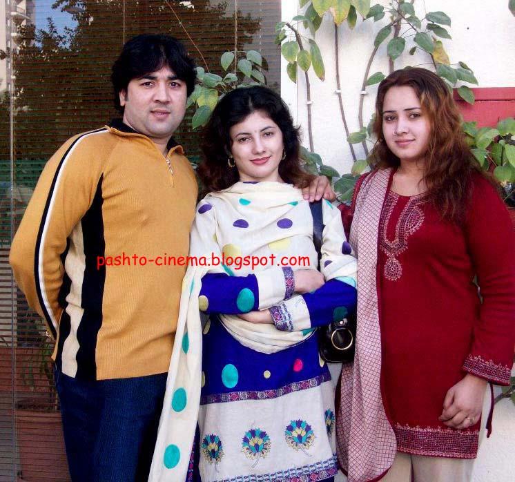 Pashto Songs: Nazo, Saima