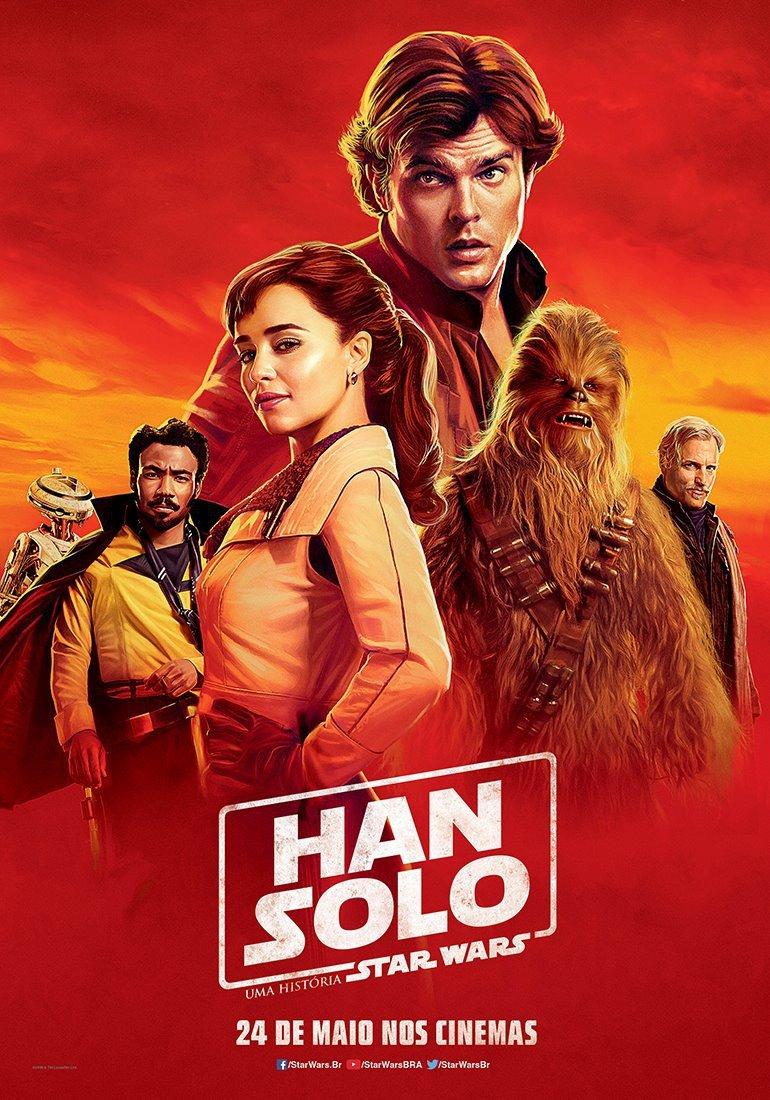 Solo: A Star Wars Story (2018) ฮาน โซโล ตำนานสตาร์ วอร์ส