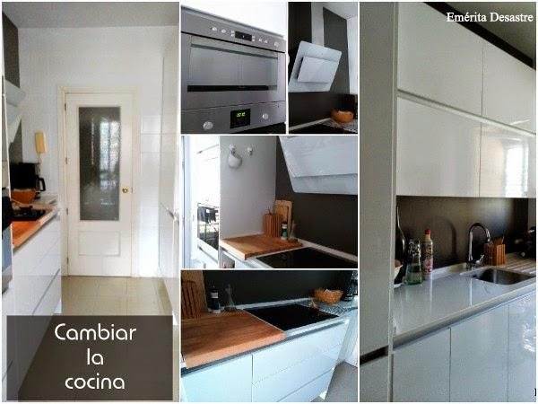 Em rita desastre cambiar la cocina iii para la casa del a o - Cambiar la cocina ...