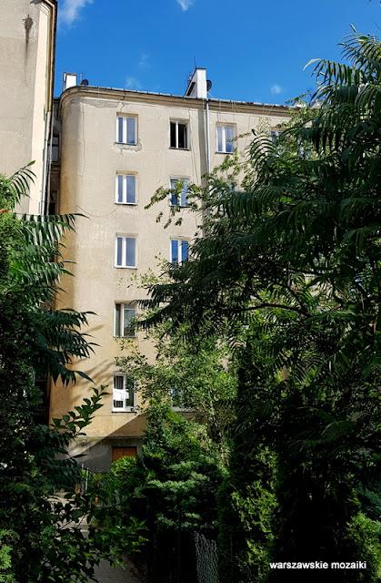 Warszawa Warsaw kamienice kamienica Praga Północ praskie klimaty architektura zabudowa