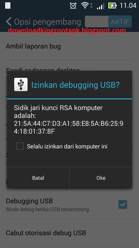 kingo root download pc