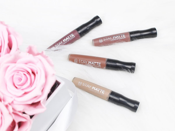 Rimmel London Summer Nudes