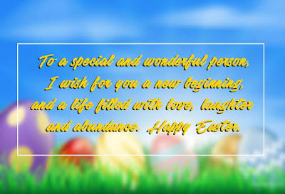 Cute Happy Easter 2017 Wishes