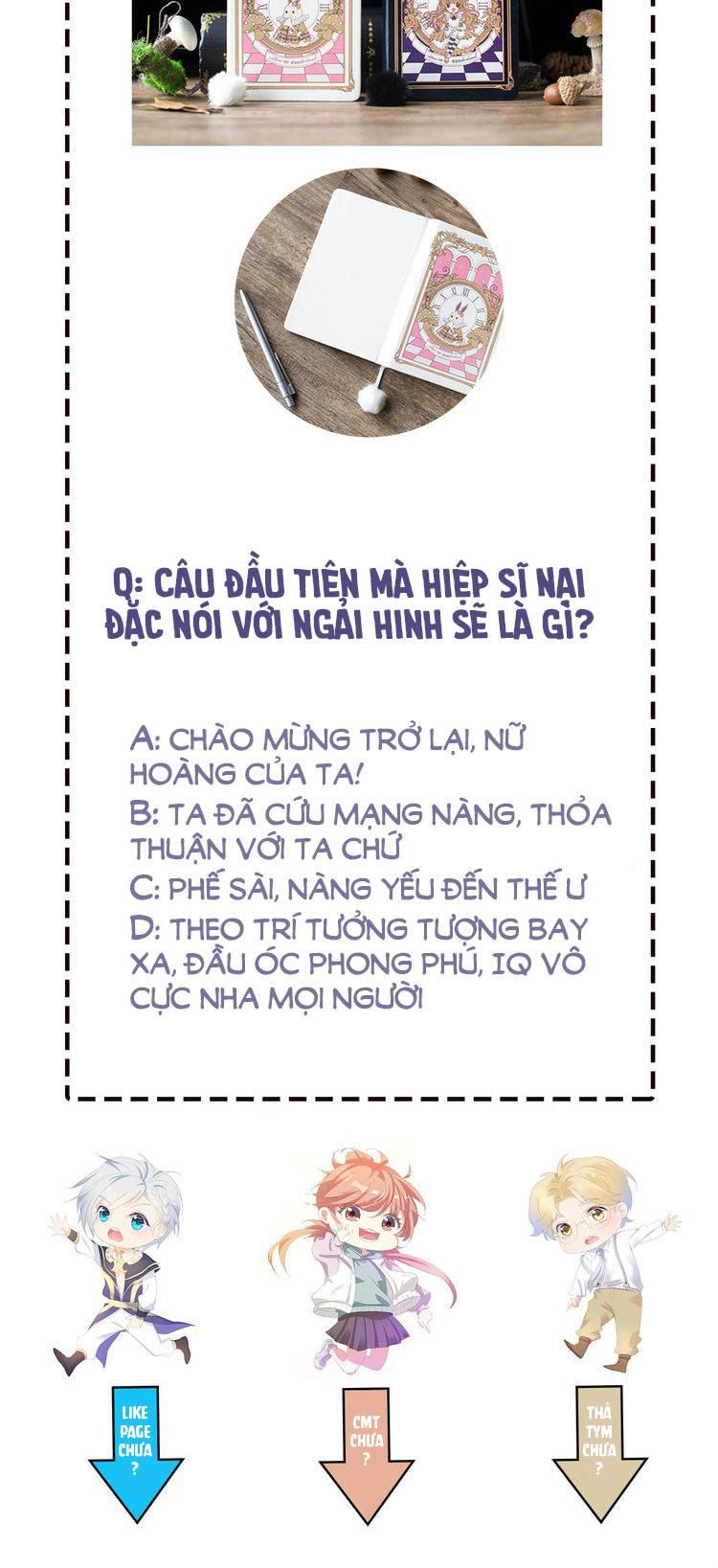 Phế Sài Nữ Vương Kỵ Sĩ Đoàn chap 1 - Trang 81