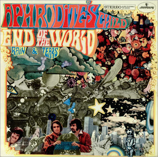 APHRODITE'S CHILD - END OF THE WORLD [Rain And Tears] (1968) front
