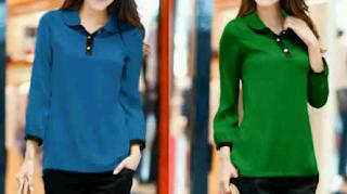 Membeli Baju Wanita di Butik Baju