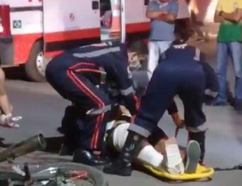Grávida morre em acidente em Caruaru; parto é feito no local e bebê é salvo