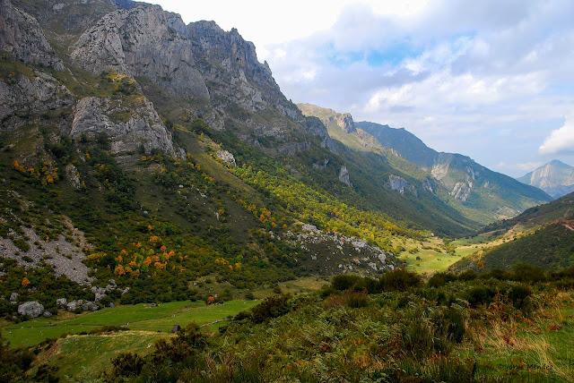 Valle Saliencia Parque Natural Somiedo Asturias