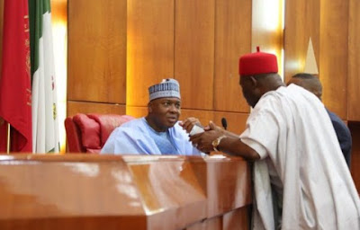 Saraki's Men Ready for Fight with APC: