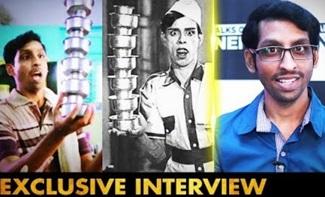 Actor Bijesh Nagesh Interview|Grandson of Actor Nagesh